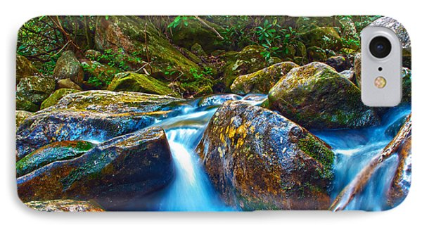 IPhone Case featuring the photograph Mountain Streams by Alex Grichenko