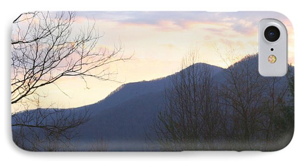 Mountain Sunset Eight IPhone Case