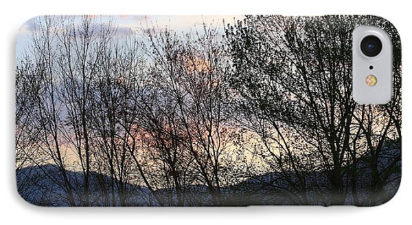Mountain Sunset Nine IPhone Case