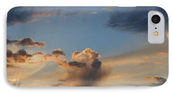 Mountain Sunset Seven IPhone Case