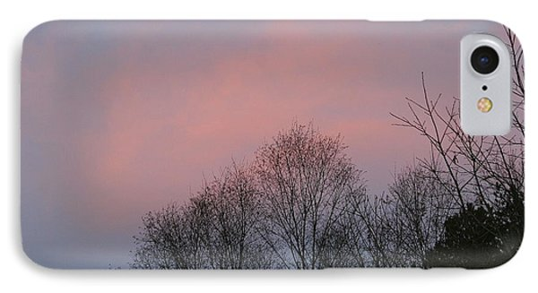 Mountain Sunset Thirteen IPhone Case