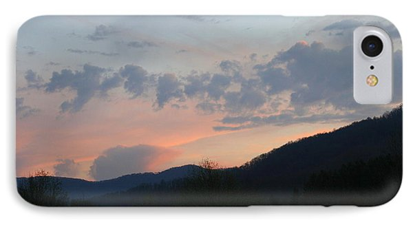 Mountain Sunset Twelve IPhone Case