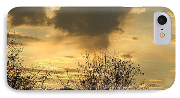 Mountain Sunset Two IPhone Case