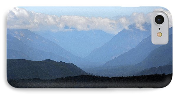 Mountain Valley Phone Case by Kirt Tisdale