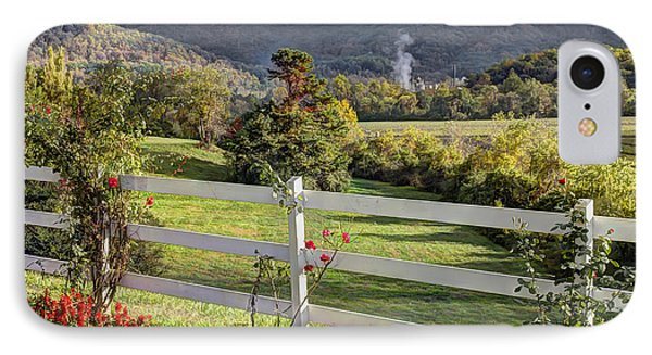 Mountain Valley Scenic IPhone Case