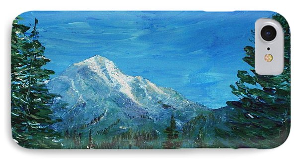 Mountain View IPhone Case by Anastasiya Malakhova