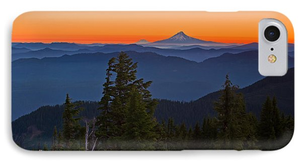 Mountain View..... IPhone Case