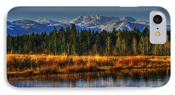 Mountain Vista Phone Case by Randy Hall