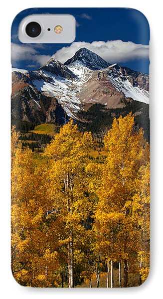Mountainous Wonders IPhone Case