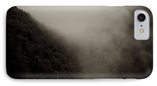 Mountains And Mist IPhone Case