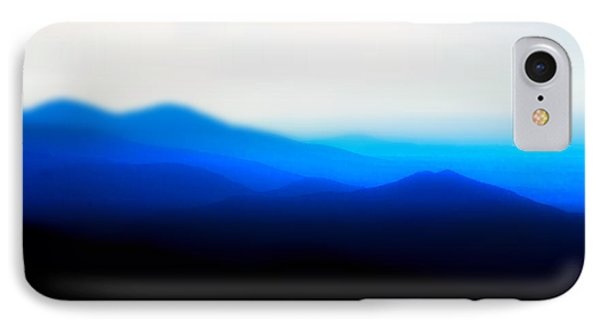 Mountains In The Mist IPhone Case