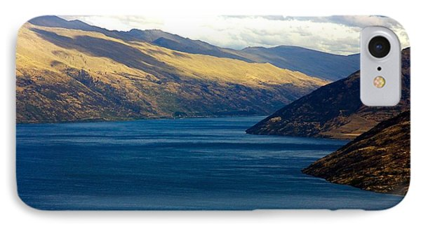 IPhone Case featuring the photograph Mountains Meet Lake #2 by Stuart Litoff