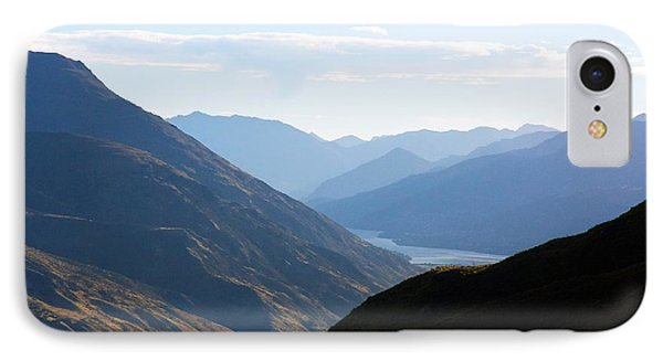 IPhone Case featuring the photograph Mountains Meet Lake #3 by Stuart Litoff