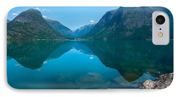 IPhone Case featuring the photograph Mountains by Rose-Maries Pictures