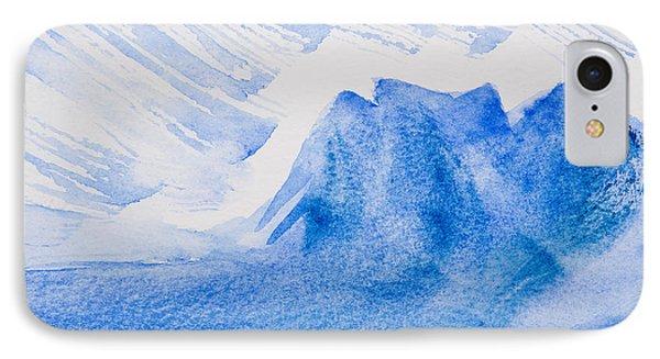 Mountains Tasmania IPhone Case