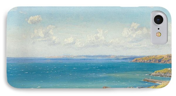 Mount's Bay C1899 IPhone Case by Arthur Hughes