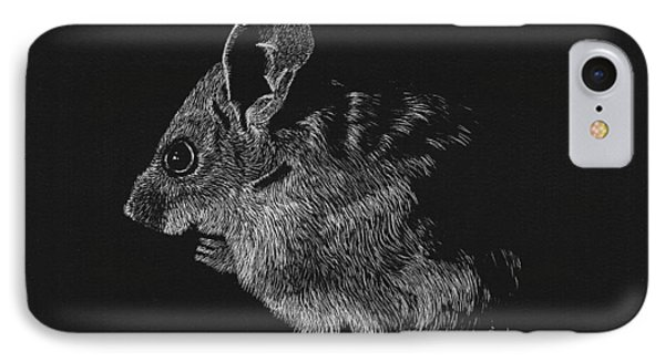 Mouse IPhone Case by Lawrence Tripoli