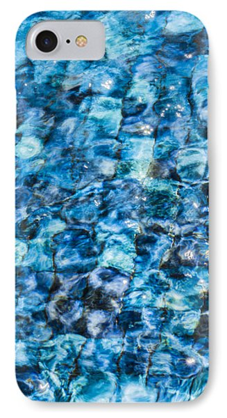 IPhone Case featuring the photograph Moving Water 2 by Leigh Anne Meeks