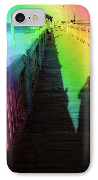 Mprints- The Long Walk IPhone Case