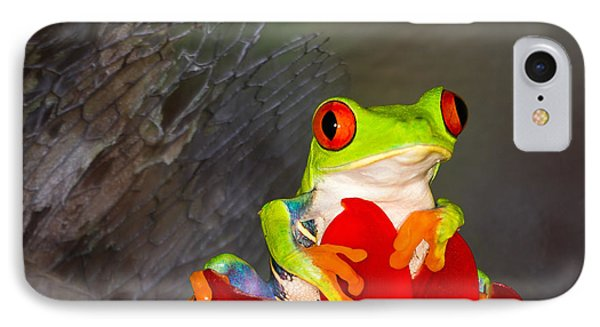 Mr. Curious IPhone Case