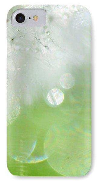Mr. Dandelion. Inner Light Phone Case by Jenny Rainbow
