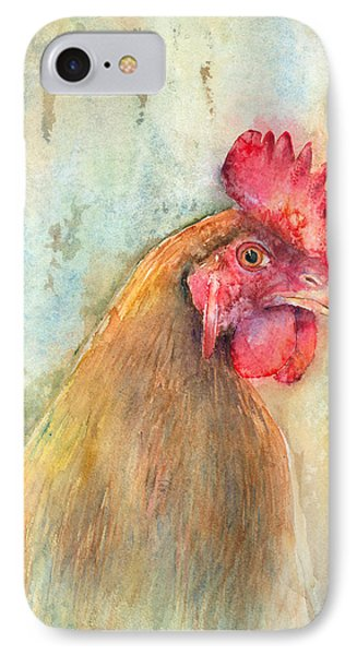 Mr.- In Love With Mrs. IPhone 7 Case by Arline Wagner