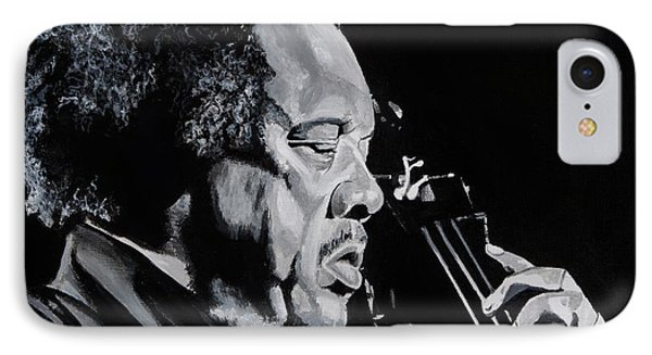 Mr Mingus IPhone Case by Brian Broadway