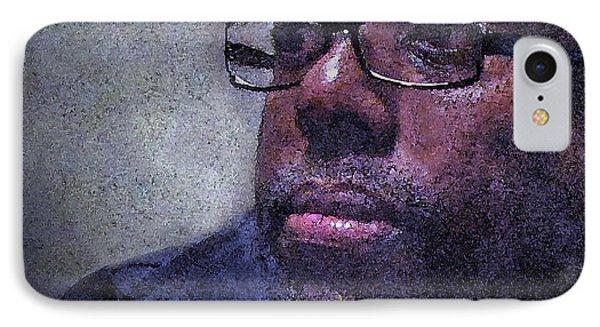 Mr. Nunn IPhone Case