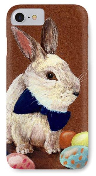 Mr. Rabbit Phone Case by Anastasiya Malakhova