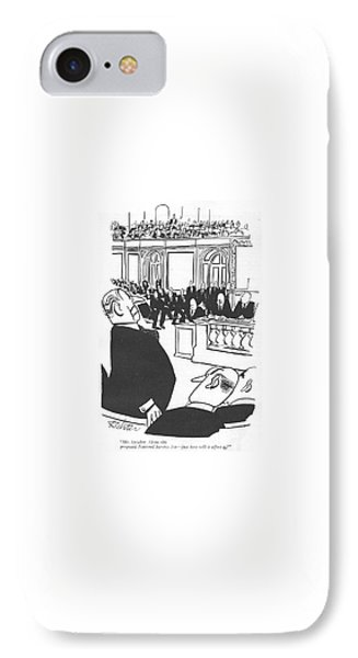 Mr. Speaker. About This Proposed National Service IPhone Case