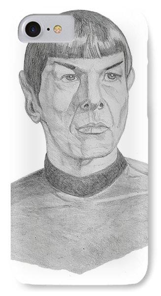 Mr. Spock IPhone Case