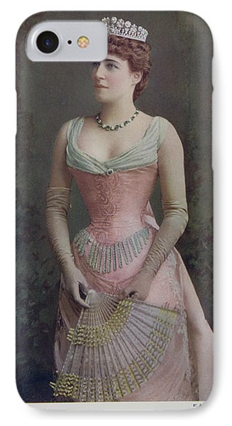 Mrs. Langtry IPhone Case by British Library