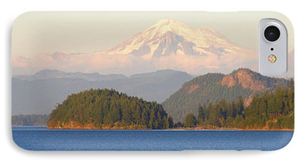 Mt Baker Phone Case by Brian Harig