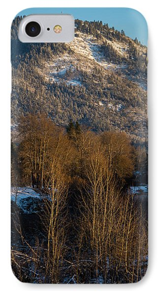 Mt Baldy Near Grants Pass IPhone Case by Mick Anderson