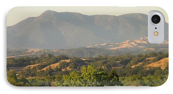 IPhone Case featuring the photograph Mt. Cali by Shawn Marlow
