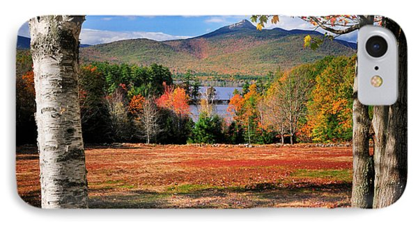 Mt Chocorua - A New Hampshire Scenic Phone Case by Thomas Schoeller