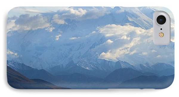IPhone Case featuring the photograph Mt. Denali by Ann Lauwers