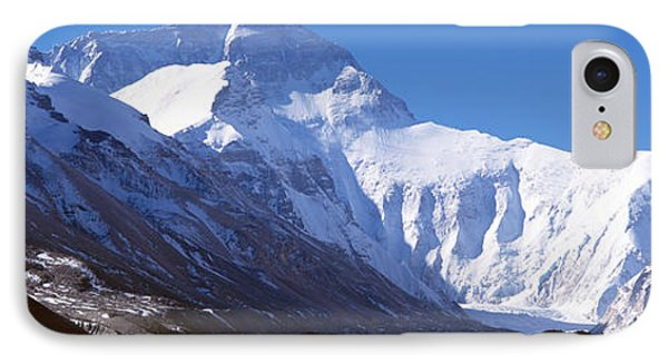 Mt Everest, Nepal IPhone Case by Panoramic Images