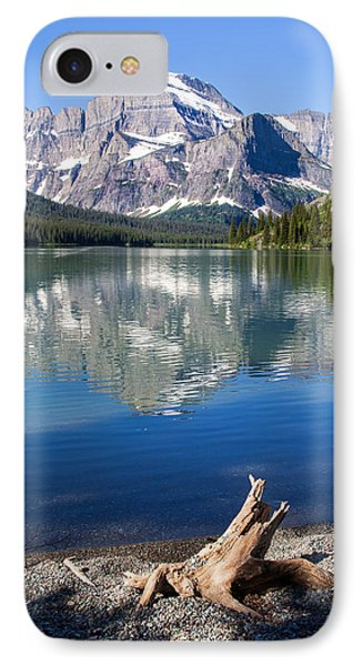 Mt Gould Reflections IPhone Case by Jack Bell