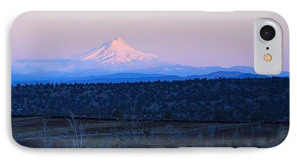 Mt Hood At Dawn IPhone Case