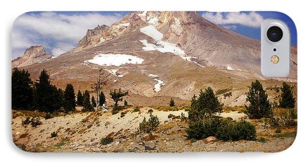 Mt. Hood Phone Case by Marty Koch
