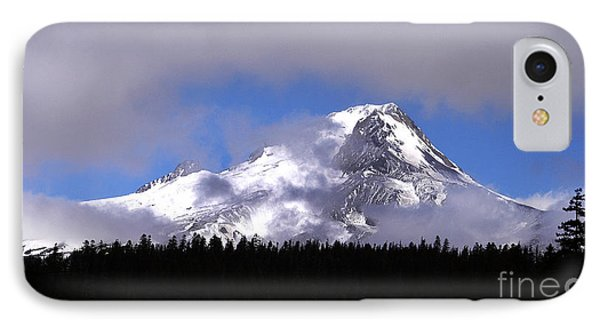 Mt. Hood- Oregon Phone Case by Howard Koby