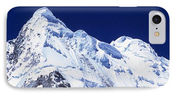 Mt Hualcan IPhone Case