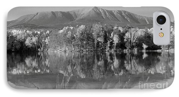 Mt Katahdin Baxter State Park Fall IPhone Case