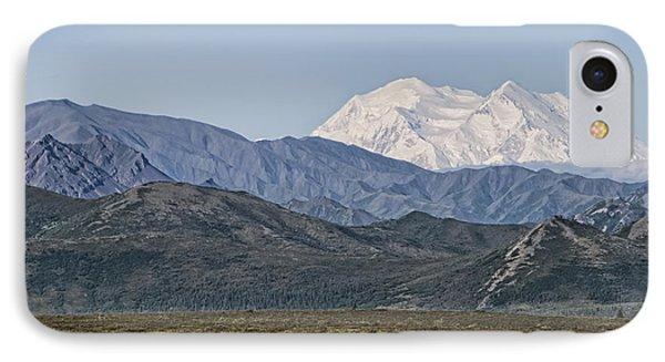 Mt. Mckinley Aka Denali IPhone Case