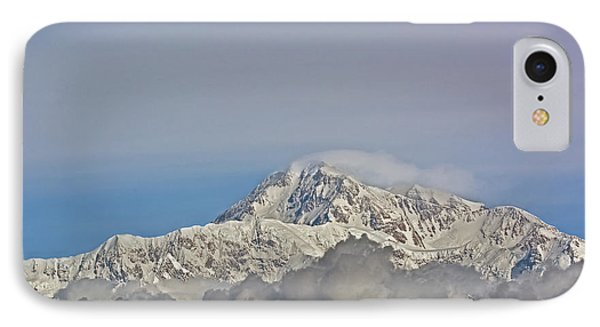 Mt. Mckinley View IPhone Case by Stephen  Johnson