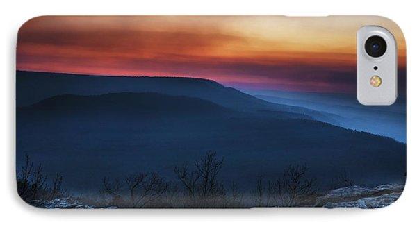 Mt Nebo Arkansas St Sunset IPhone Case