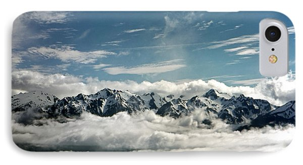 IPhone Case featuring the photograph Mt Olympus by Greg Reed