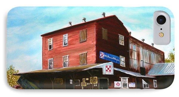 Mt. Pleasant Milling Company IPhone Case