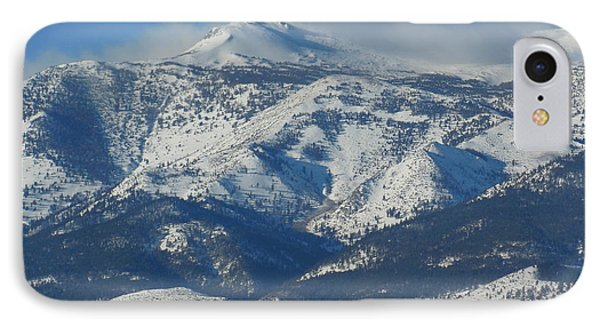 Mt Rose Reno Nevada IPhone Case